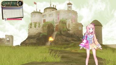開拓で砦が完成!