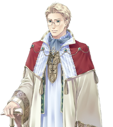 お姫様メルルの父親で国王である「アールズ王」