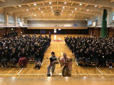 白 鵬 女子 高等 学校