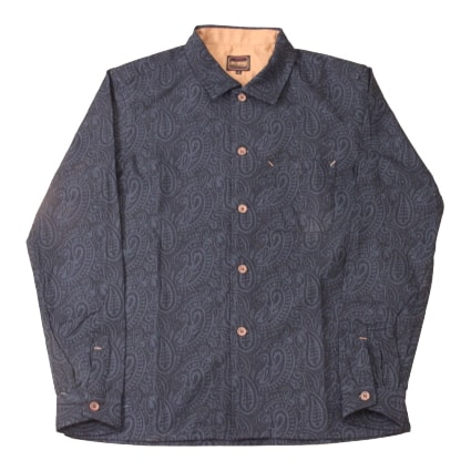 LOST CONTROL (ロストコントロール)|ペイズリーオープンカラーシャツ