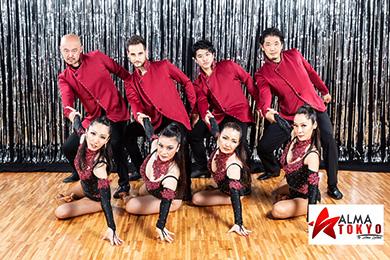 Mambongo!9/1 Performance:Alma Tokyo