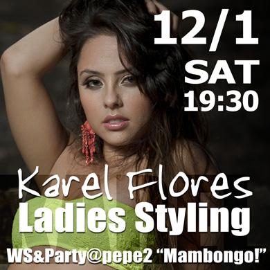 Mambongo!12/1Karel Flores WS&Party