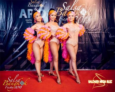Mambongo! Carnaval Pachanga Ladies