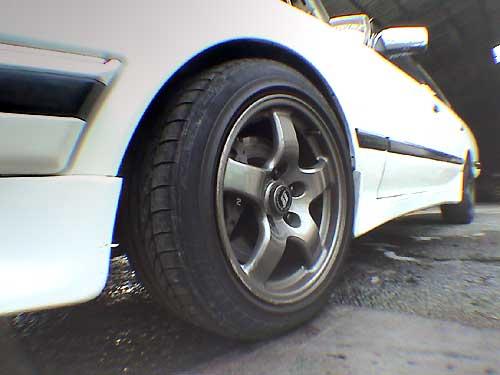 GX71キャリパー