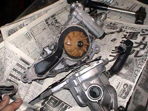 油圧クーリングファン