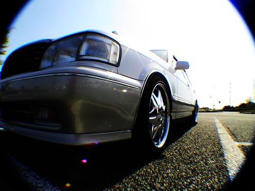クラウンワゴン5速ターボ!