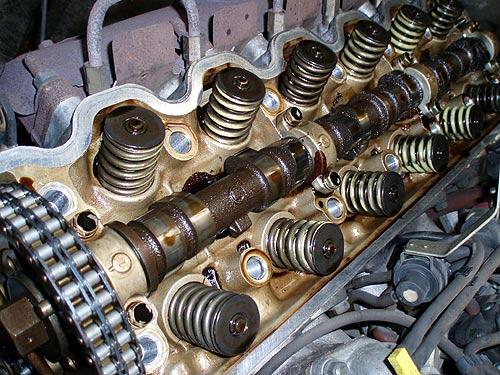 M-Uエンジン