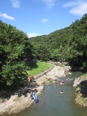 九州の夏休み
