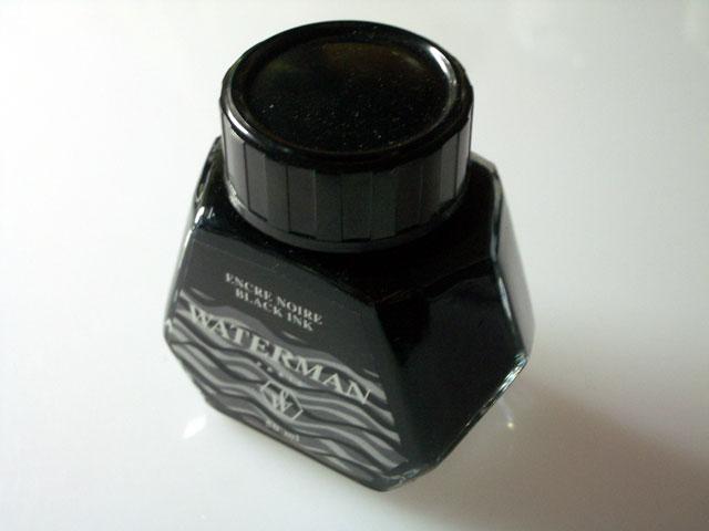 WATERMANインク瓶