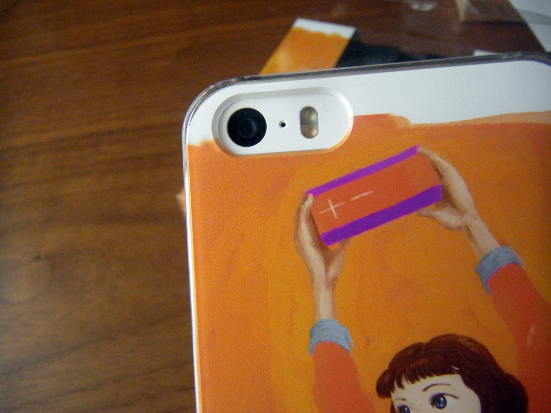 iPhone 5/5s Case As the Sunset 8
