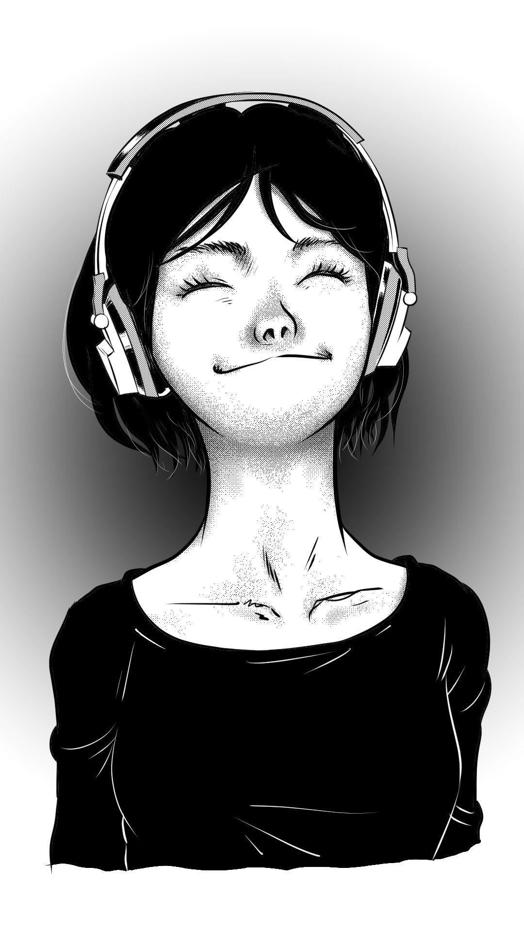 Smile Sound (ink)