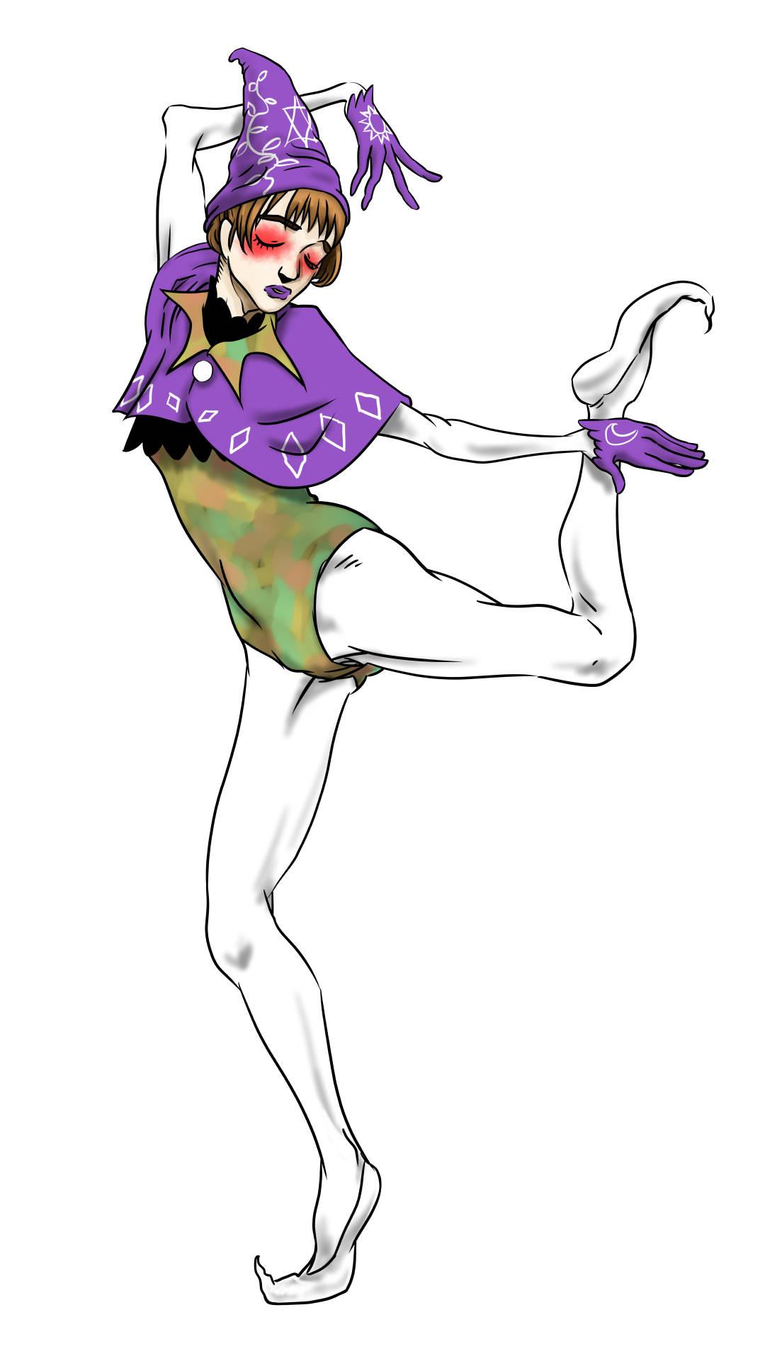 道化師 (color)