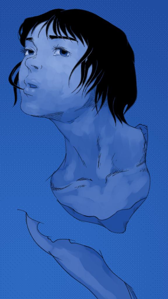 深海 (color)