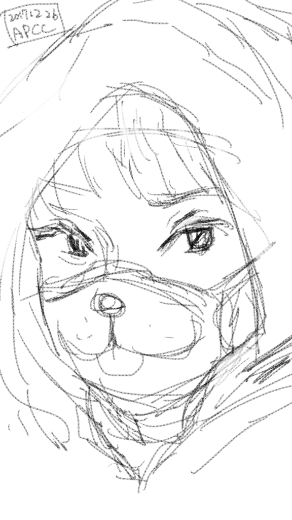 Doggy Mask (rough)