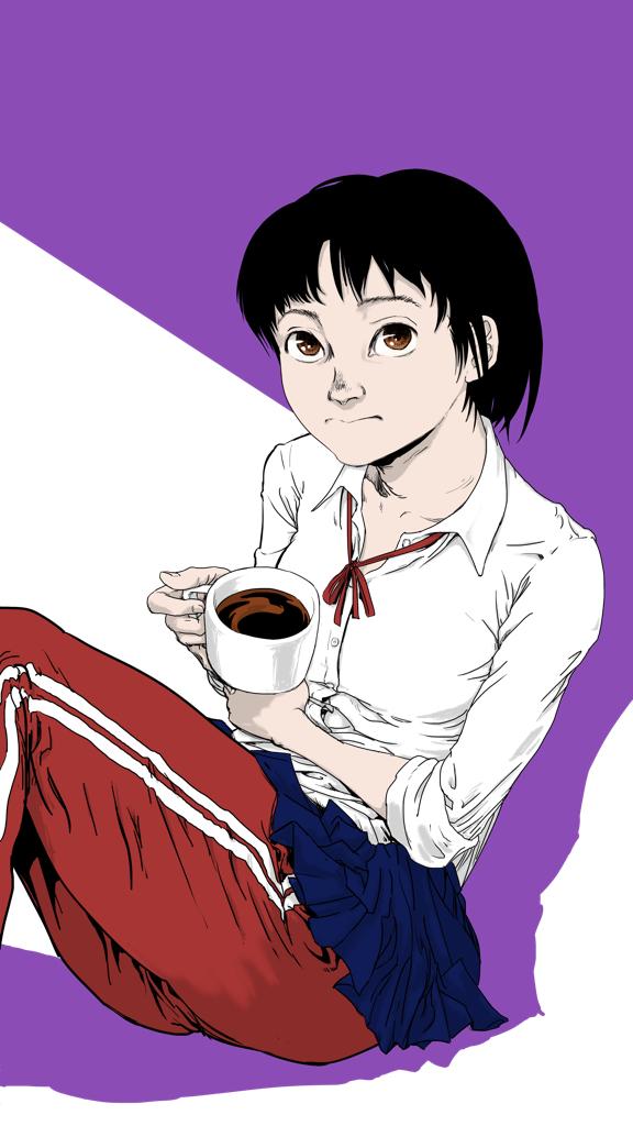 放課後カフェ (color)