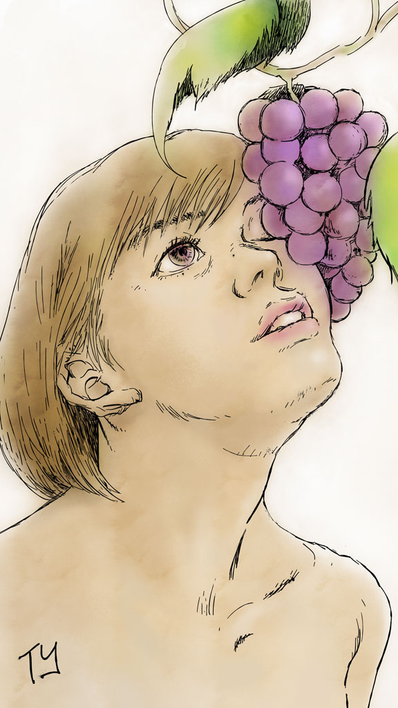 The Grapes of Flirt (color)