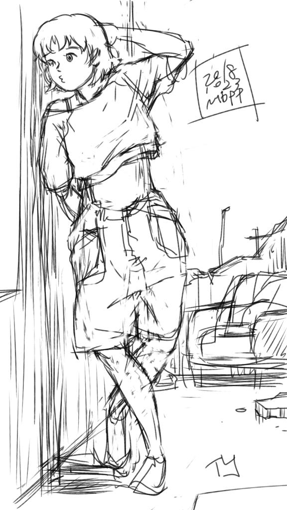 Resident (rough)