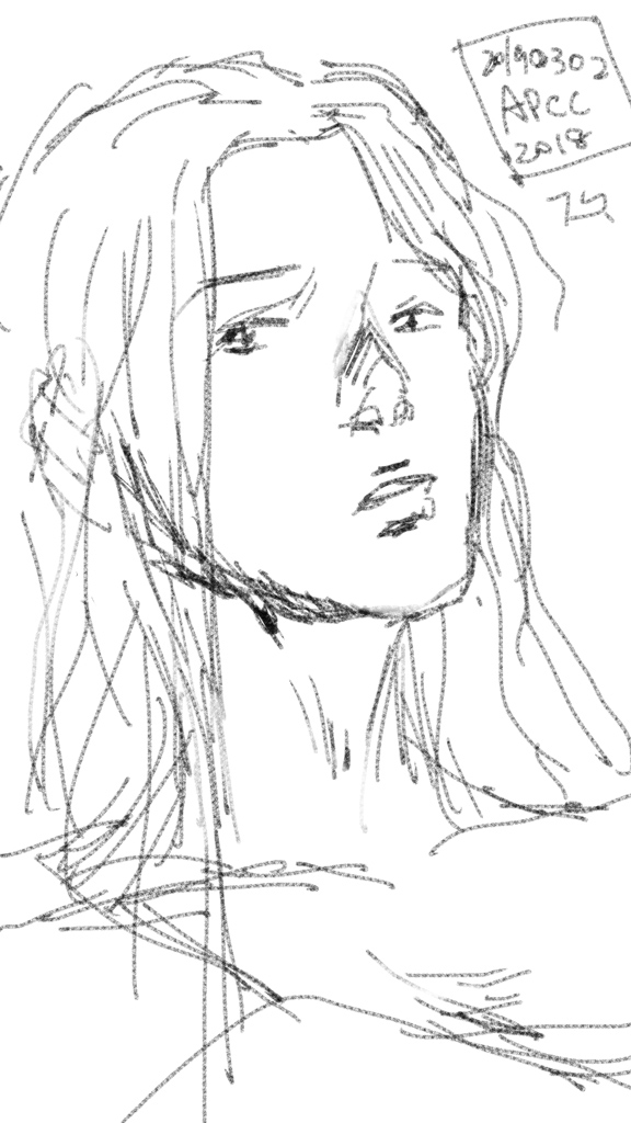 Mireille (rough)