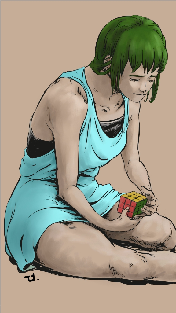 Cuber (color)