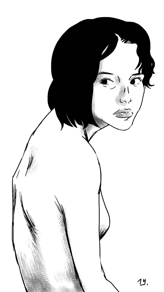 Anguille (ink)