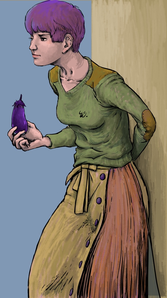 Eggplant (color)