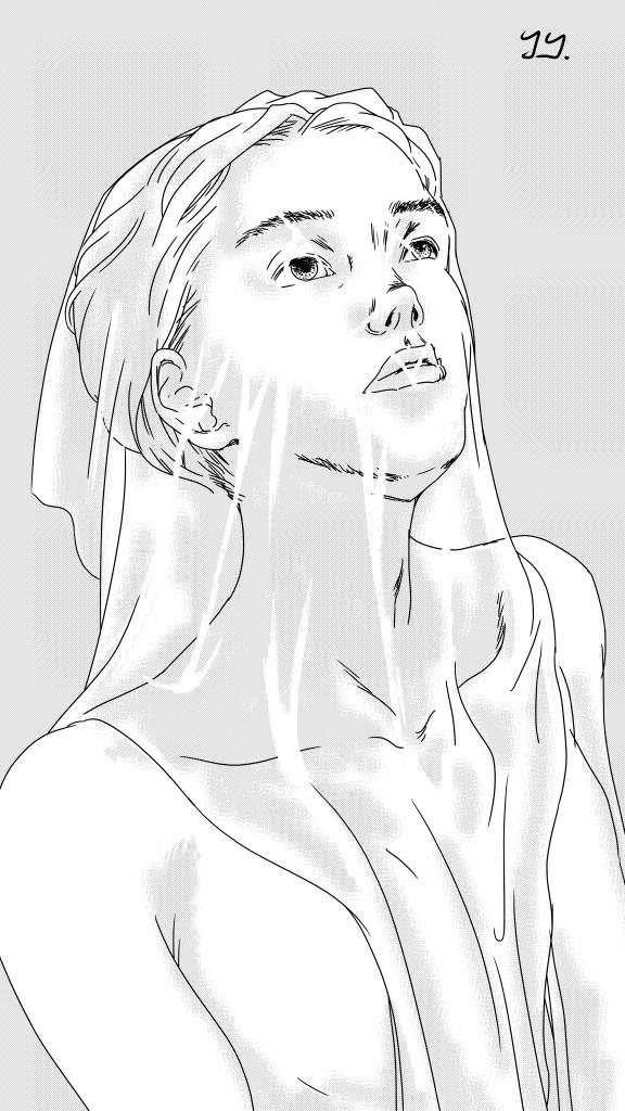 Veil (ink)