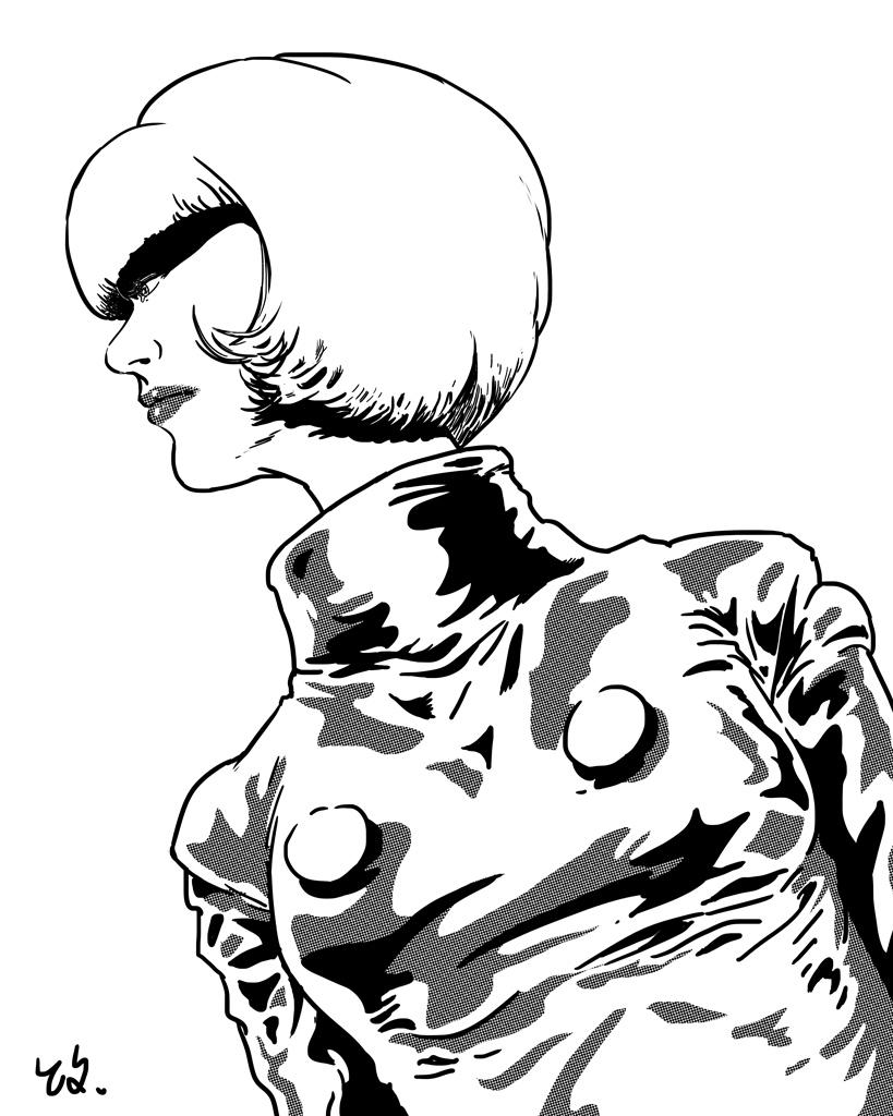 Agent 66 (ink)