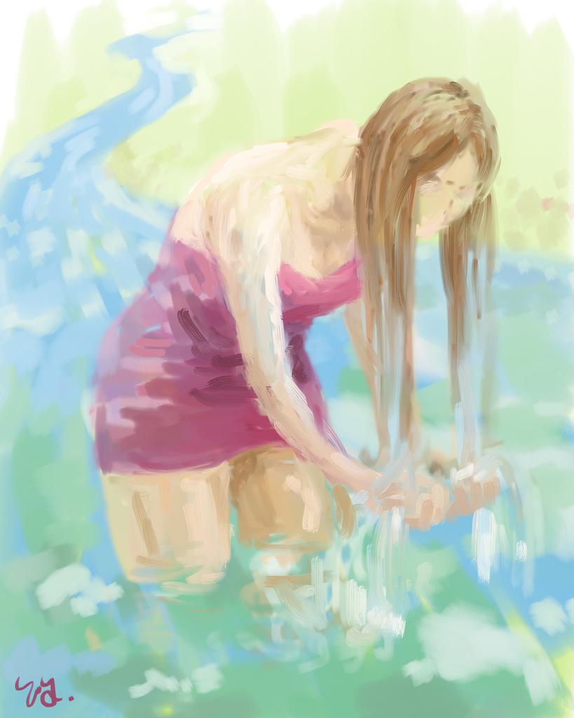 River (color)