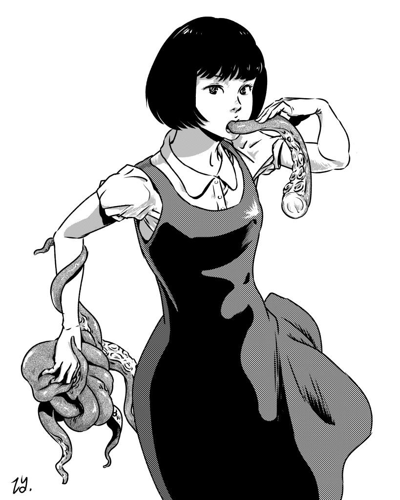 オクトパ吸い (ink)