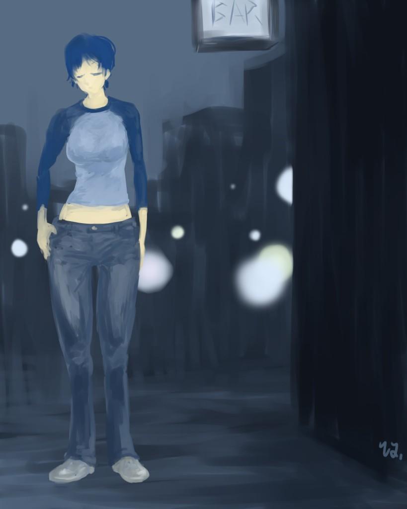 Midnight Alley (color)