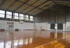 北原館の体育館