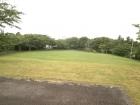一戦場公園の芝生広場