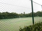 一戦場公園テニスコート
