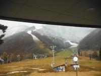 白馬五竜スキー場の風景