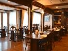 セジュールミントのレストラン