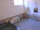 セジュールミントの男性風呂