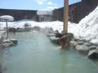 ホテル白馬五竜の露天風呂