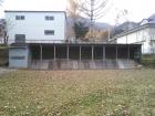 あけぼの山荘の弓道場