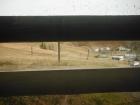 あけぼの山荘の窓から