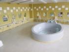 アルビンスポーツパークの浴室