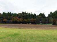 昭和の森フォレストビレッジの球技場