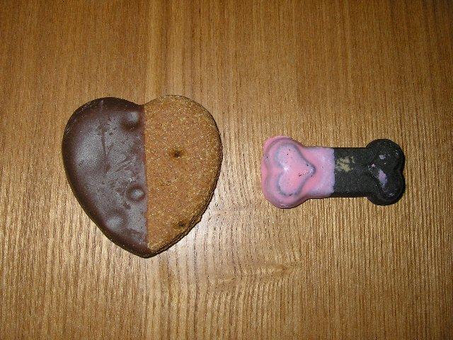 レンくん用クッキー