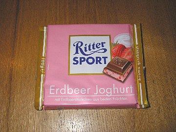 Ritter SPORT Strawberry