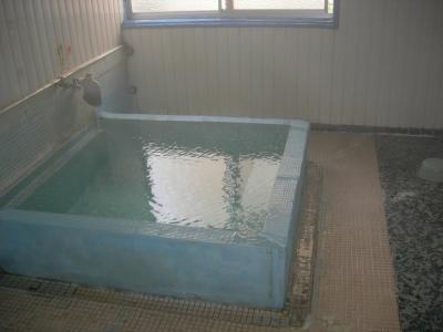 懐かしいお風呂場。