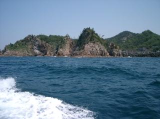 浦富海岸・島めぐり遊覧船