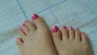 お気に入りのピンク