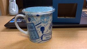 箱学マグカップ