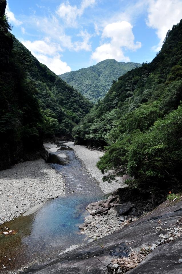 大台ケ原山の宮川ダム登山口1.JPG