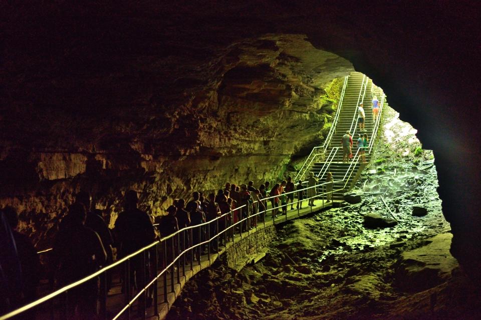 マンモスケーブ国立公園写真8.jpg