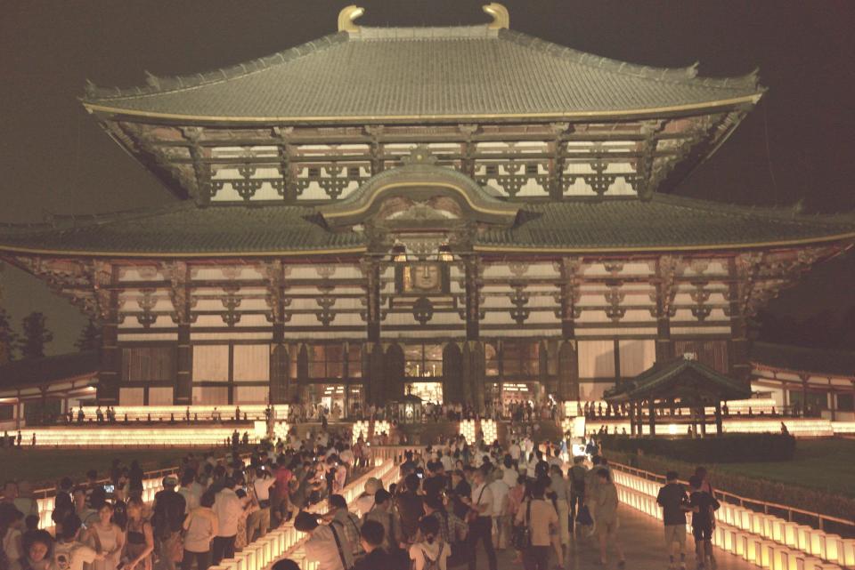 奈良大仏写真
